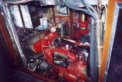 Carpathia_engine